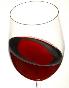 Jídlo s vínem Rulandské Modré