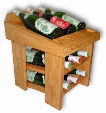 Stojany na víno LEFIT