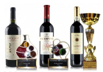 Bulharské vinařství Alista