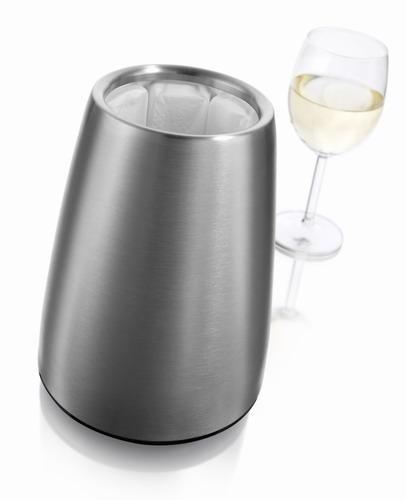 Rychle chladící obal Elegant nerezna víno - VacuVin