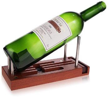Stojan na víno Morpheus - dárková sada