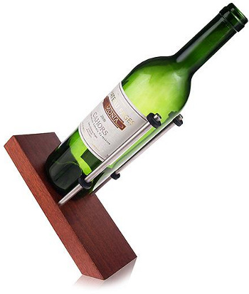 Stojan Equilibrium na 1 láhev vína - Pulltex