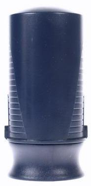 Uzávěr + vakuová pumpa modrá