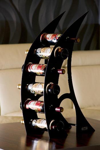 Sail - stojan na víno standard