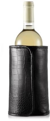 Chladič na víno černý