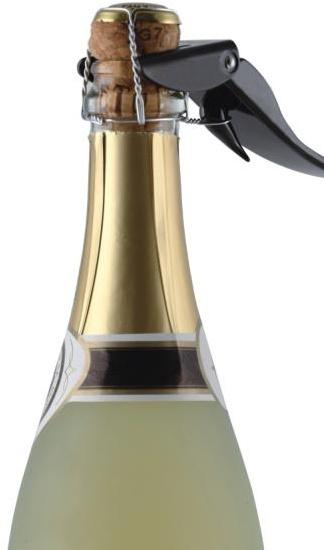 BRUT Champagne Bottle Opener - Otvírák na šampaňské