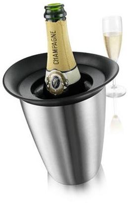 Nádoba nerez na šampaňské - Elegant Champagne VacuVin