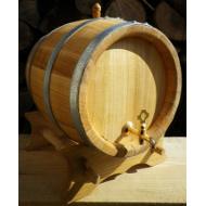 Dřevěný třešňový soudek 10 l