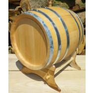 Dřevěný třešňový soudek 15 l