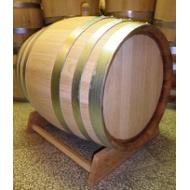 Dřevěný dubový sud na víno 100 l