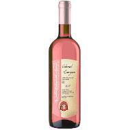 Cabernet Sauvignon Rose 2011 pozdní sběr