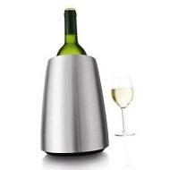 Chladič na víno Elegant nerez VacuVin