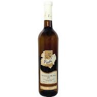 Chardonnay barrique 2011 pozdní sběr