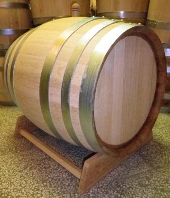 Dubový sud na zrání vína o objemu 100 l