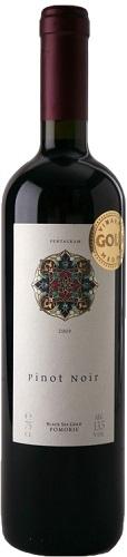 Pinot Noir Pentagram2012