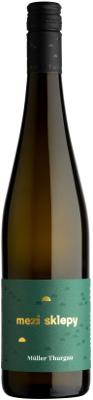 Kabinetní víno Müller Thurgau 2020
