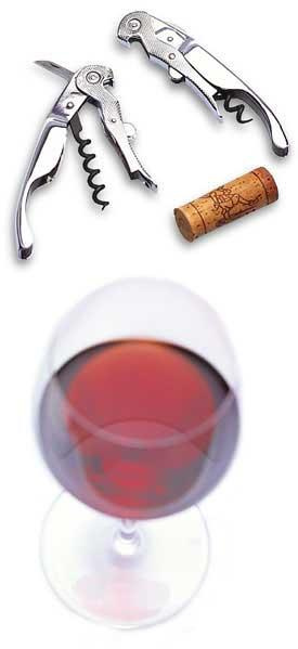 Corkscrew Pullparrot Wine - patent Pulltex