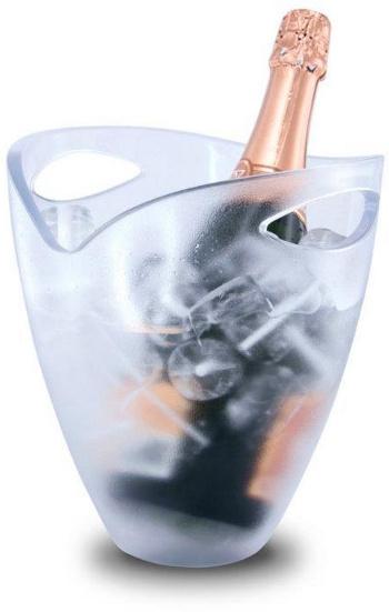 Chladící nádoba transparentní z acrylu