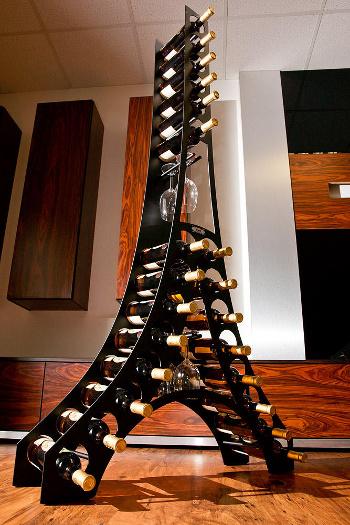 Eifel - stojan na víno standard