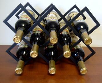 Reffil 10 - stojan na víno