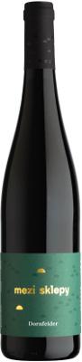 Červené víno Dornfelder - Mezi sklepy