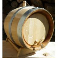 Dřevěný dubový soudek 40 l