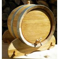 Dřevěný dubový soudek 50 l