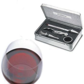 Dárková sada na víno de Luxe