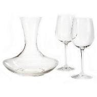 Dárkový set karafa, sklenice na víno 3 FOR 2