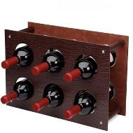 Stojan na víno BROWN